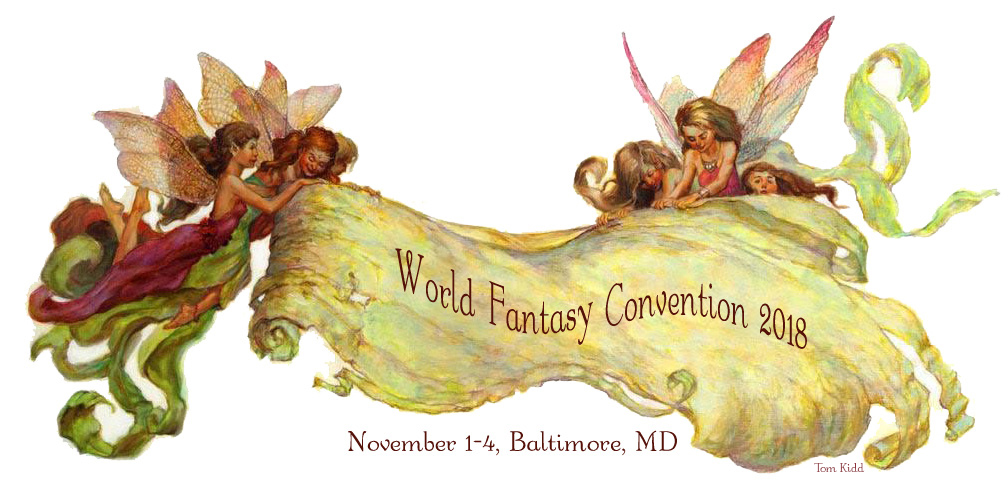 World Fantasy Convention 2018